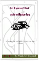 Auto Mileage Log